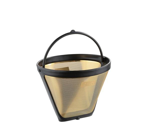 Gold-Kaffeefilter