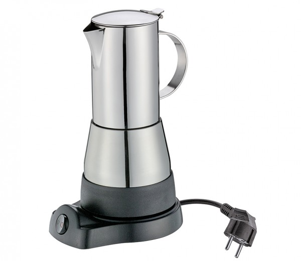 Espressokocher AIDA, elektrisch