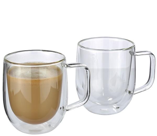 Milchkaffee-Glas VENETO