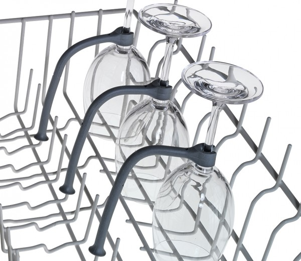 Glashalter für Geschirrspüler 6er Set