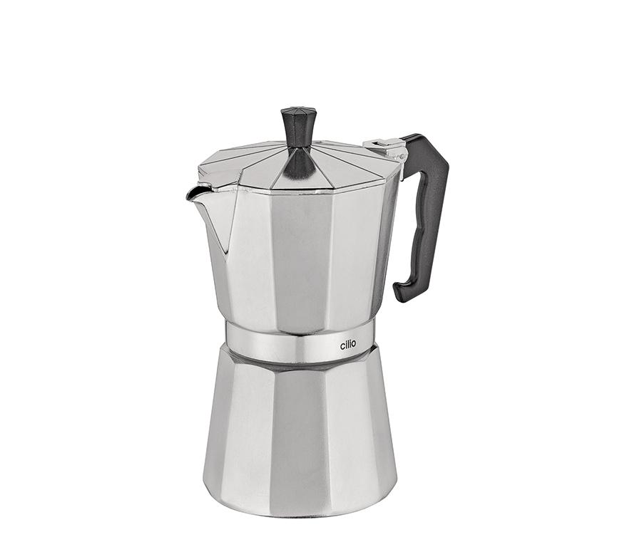 espressokocher classico induktion espressokannen kaffeewelt isolieren produkte cilio. Black Bedroom Furniture Sets. Home Design Ideas
