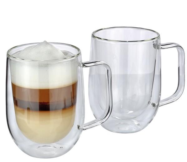 Latte Macchiato-Glas VENETO